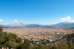 Lasithi Plateau Royalty Free Stock Image