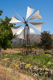Lasithi plateau. Crete, Greece Royalty Free Stock Images