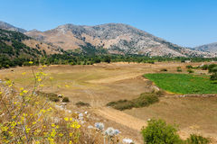 Lasithi Plateau. Crete, Greece Stock Images