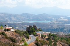 Lasithi Plateau Royalty Free Stock Photos