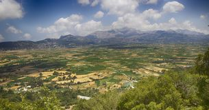 LASITHI PLATEAU, GREECE Stock Image