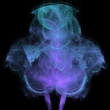 laska fractal Zdjęcie Stock