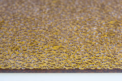 Laskowany szkło elementy projektu podobieństwo ilustracyjny wektora Falista tekstura Fotografia Royalty Free