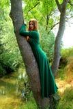 Lasowa czarodziejka Obrazy Stock