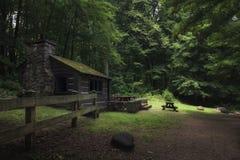 Lasowa kabina Obraz Stock