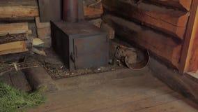 Lasowa kabina inside zbiory
