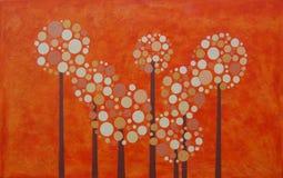 lasowa pomarańcze Fotografia Royalty Free