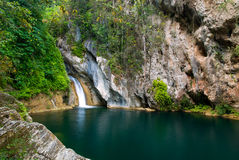 lasowa siklawa zdjęcie royalty free