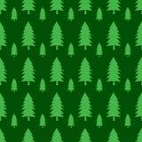 lasowy bezszwowy deseniowy tło Fotografia Royalty Free