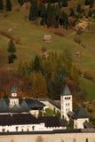 lasowy monaster Obrazy Royalty Free