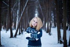 lasowy portret Zdjęcie Stock