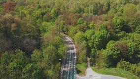 Lasowy samochodowy drogowy chył zbiory