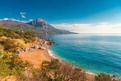 Free Laspi Bay, Crimea Seascape Royalty Free Stock Photography - 125596387