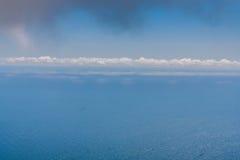 Laspinskaya fjärd och Blacket Sea royaltyfri foto
