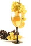 Lass e uvas. Foto de Stock