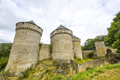 Lassay-les-Chateaux Stock Photo