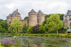Lassay-les-Chateaux Royalty Free Stock Images