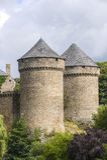 Lassay-les-Chateaux Stock Photography