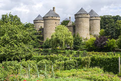 Lassay-les-Chateaux Royalty Free Stock Photos