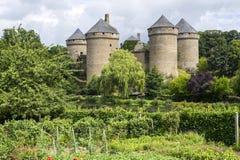 Lassay-les-Chateaux Royalty Free Stock Photos