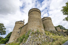 Lassay-les-Chateaux Royalty Free Stock Photography