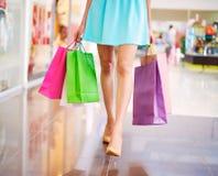 Lassen des Malls Lizenzfreies Stockfoto