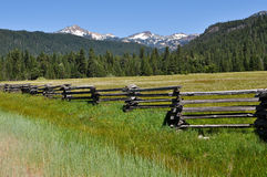 Lassen National Park stock photo