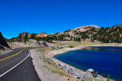 Lassen National Park, California, USA Stock Image