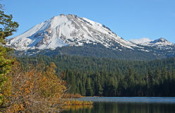 Lassen Peak Stock Images