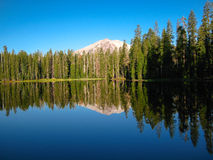 Lassen Peak Royalty Free Stock Photography