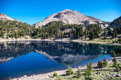 Lassen Peak Royalty Free Stock Images