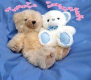 Lassen Sie mich Ihr Teddybär sein Lizenzfreie Stockfotos