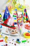 Lassen Sie uns party Lizenzfreie Stockfotos