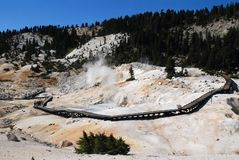 Lassen Volcanic, California, USA Stock Photo