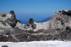 Lassen Volcanic, California, USA Royalty Free Stock Photo