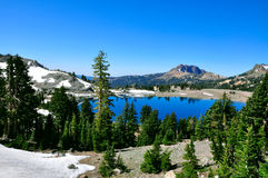 Lassen Volcanic national park Stock Image