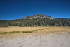 Lassen Volcanic National Park in California Stock Photos