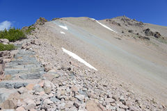 Lassen Volcanic National Park, California, USA royalty free stock image