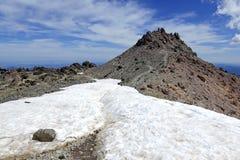 Lassen Volcanic National Park, California, USA royalty free stock photo
