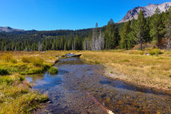 Lassen Volcanic National park, California, USA royalty free stock images