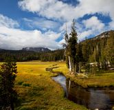 Lassen Volcanic Stock Photography