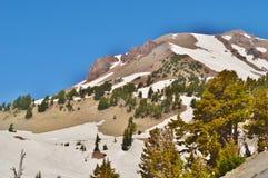 Lassen Volcano Park lizenzfreie stockfotografie