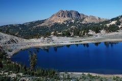 Lassen vulkanisch, Kalifornien, USA stockfoto