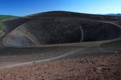 Lassen vulkanisch, Kalifornien, USA stockbilder