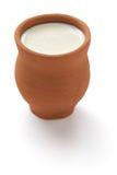 Lassi, bebida indiana do iogurte imagem de stock