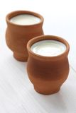 Lassi, indian yogurt drink Royalty Free Stock Photography