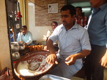 Lassi (Yogurt Drink) in Jaipur, India Royalty Free Stock Photography