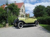Lassic bil Ford för Ð-¡ År av frågan 1930 fotografering för bildbyråer