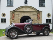 Lassic bil Mercedes för Ð-¡ 15/70/100 1926 arkivfoton