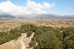 Lassithi plateau Obrazy Royalty Free